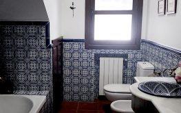 Baño Habitación 10